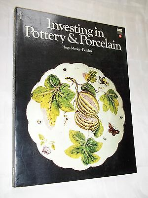 """INVESTING IN POTTERY AND PORCELAIN"" Morley-Fletcher (Hugo) (1970)"