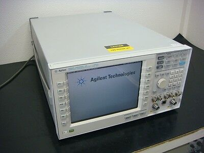 Agilent E5515C /002/003 Wireless Communications Test Set