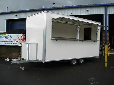 CATERING TRAILER 10FT x 7FT NEW