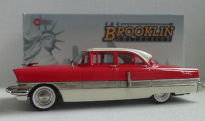Brooklin models BRK 66x 1956 Packard Patrician B.C.C Special 2003 Pink/white MB