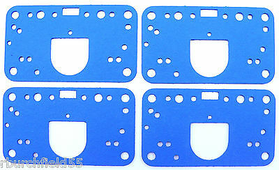 Holley AED QFT 108-36-4  Holley Carburetor Metering Block Gaskets Dominator