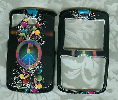PEACE FLOWER PHONE COVER CASE PANTECH REVEAL C790 AT&T