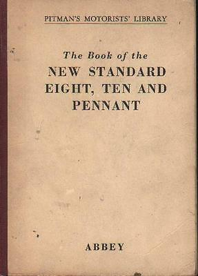 Pitman's Library - The Book of the NEW STANDARD EIGHT, TEN and PENNANT 1958