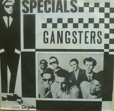 "7"" ´79 BENELUX PRESS! SPECIALS Gangsters + THE SELECTER"