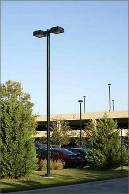 22' Foot Parking Lot Light Poles NEW  Free Shipping