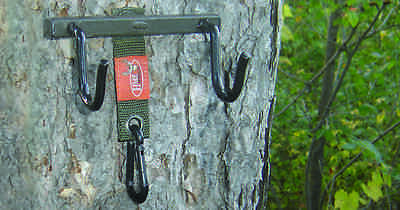 Hme Treestand Accessory Hanger Deer Archery Bow Hunting