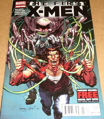 First X-Men # 3 - Cover A - Marvel Comics