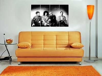 "Queen Huge 35""x23"" Mosaic  Wall Poster Freddie Mercury"