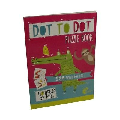 Dot To Dot Book Bumper 300 Pages Of Puzzles