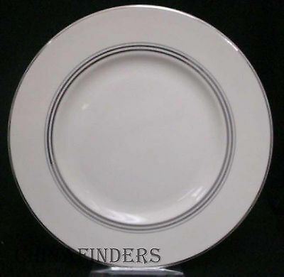 SYRACUSE china NIMBUS PLATINUM pattern BREAD PLATE