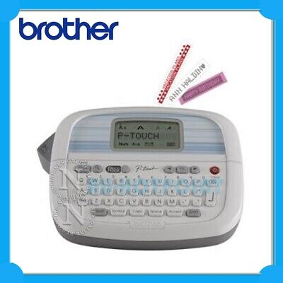 Brother PT-90 P-Touch Hand Held Portable Labeller/Label Printer 9-12MM M TAPE
