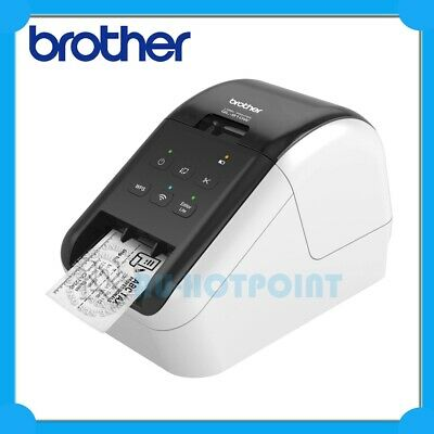 Brother QL-720NW Wireless Label Printer DIE-CUT PAPER **FREE UPRADE to QL-810W**