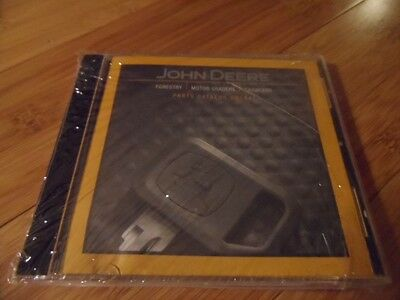 John Deere OEM 770C CH 670 672 Grader 700H 450H  Crawler Parts Catalog CD Disc