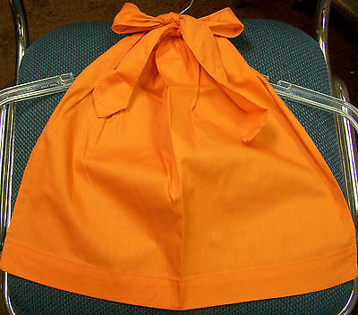 4 Aprons / Set of 4 = 100% cotton, Handmade in Austria CHOSE YOUR COLOR!