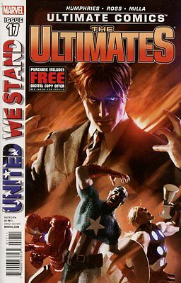 Ultimate Comics Ultimates #17 Comic Book - Marvel