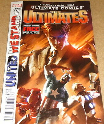Ultimate Comics:ultimates # 17 - Marvel Comics