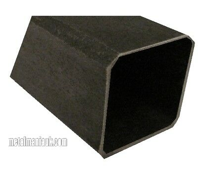Steel box section 100mm x 100mm x 3mm x 2.5mtr hollow section square