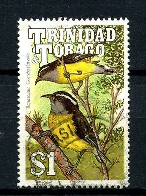Trinidad & Tobago 1990 SG#791 $1 Birds USed #A25721