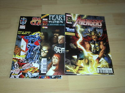 Avengers Extra 2 Fear Itself Hs 1 Marvel Classic 5