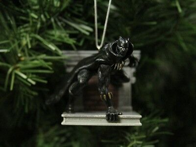 "The Avengers ""Black Panther"" Superior Christmas Ornament, Marvel"