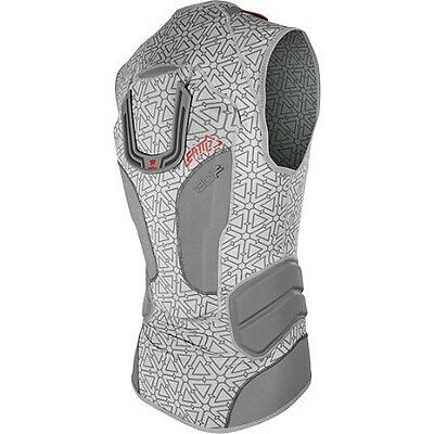 Leatt Back Protector 3Df Bmx Atv Mx Offroad Brace Support Black Large Extra L/xl