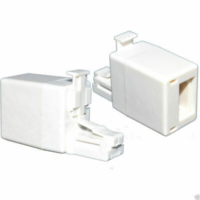 BT 431A Socket to 4 Wire Quick Release RJ11 Male Telephone Adapter [006038]