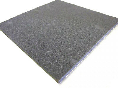 Kart Tillet 9mm Self Adhesive Seat Foam Lightweight 330 x 330mm Brand New