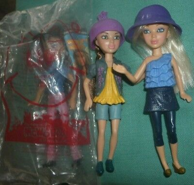 2011 Mcdonalds Happy Meal Toy Of Liv' Daniela #6 In Series' Plus Two Mib