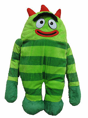 "YGLH1871 Yo Gabba Gabba! BROBEE 20"" Plush Backpack"