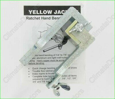 Yellow Jacket 60342 Reverse Bend Adapter For 60331 HVAC
