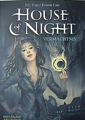 HOUSE OF NIGHT 1: Vermächtnis ( Panini 2012 ) NEUWARE