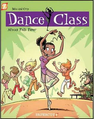 African Folk Dance Fever by Beka (English) Hardcover Book Free Shipping!