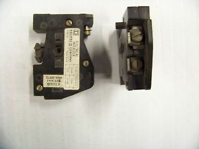 Square-D #9999-SX-6 Auxiliary Contact N/O (U) 3/1/4