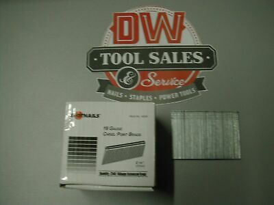 16 Gauge 2 1/4 Finish Nails Straight Collated Galvanized Spotnails 16236 (2,500)