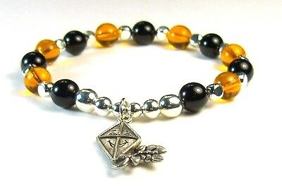 ADORABLE Kite Bracelet / Jewelry - Kappa Alpha Theta