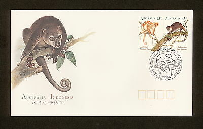 1996 FDC1587 AUSTRALIA-INDONESIA JOINT ISSUE First Day Cover (Australia Only)