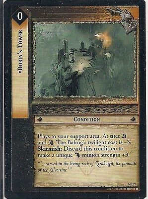 Lord of the Rings CCG - EOF - Durin's Tower #77 Rare