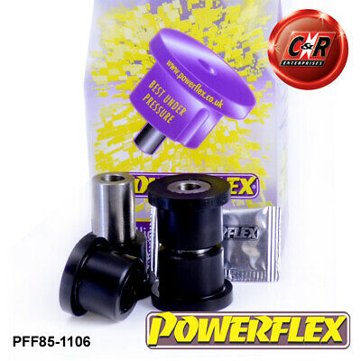 VW Transporter T4 Powerflex Front Upper Arm Rear Bushes PFF85-1106