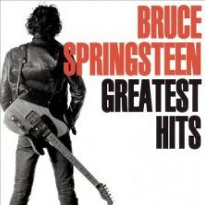 BRUCE SPRINGSTEEN: Greatest Hits: CD NEW