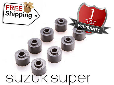 8 Pcs Set HK HT HG HQ HJ HX HZ WB  Holden Sway Bar Link Rubber Bush kit