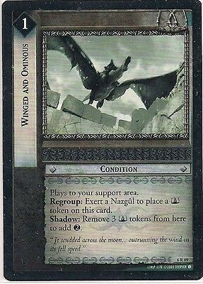 Lord of the Rings CCG - EOF - Winged and Ominous #89 Rare
