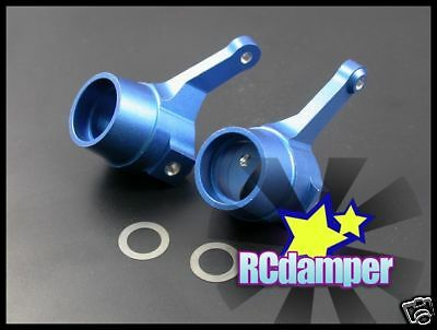 ALUMINUM REAR KNUCKLE ARM UPRIGHT S FOR KYOSHO V-ONE-RRR ALLOY VONE