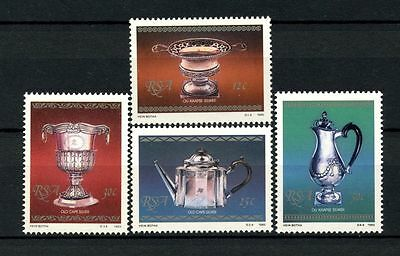 South Africa 1985 SG#590-3 Cape Silverware MNH Set #A27875