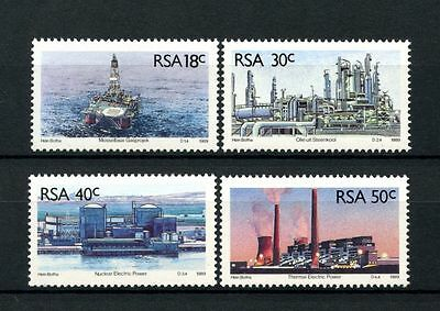South Africa 1989 SG#696-9 Energy Sources MNH Set #A27900