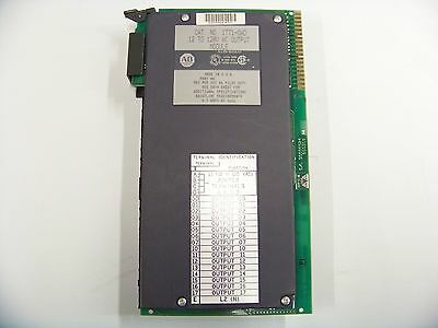Allen Bradley #1771-OAD 12 to 120Vac Output Used ABS1/B8