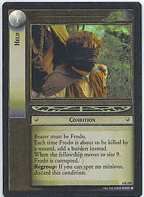 Lord of the Rings CCG - EOF - Held #109 Rare