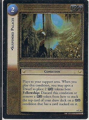 Lord of the Rings CCG - EOF - Suspended Palaces #10 Foil