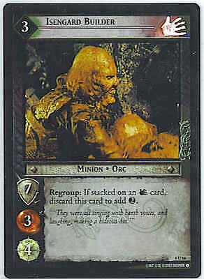 Lord of the Rings CCG - EOF - Isengard Builder #66 Foil