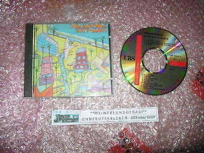 CD Rock Jon Anderson - In The City Of Angels (11 Song) CBS