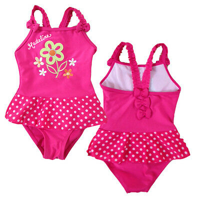 Baby Toddler Bathing Suit Onepiece  Personalized Swimwear Swimsuit